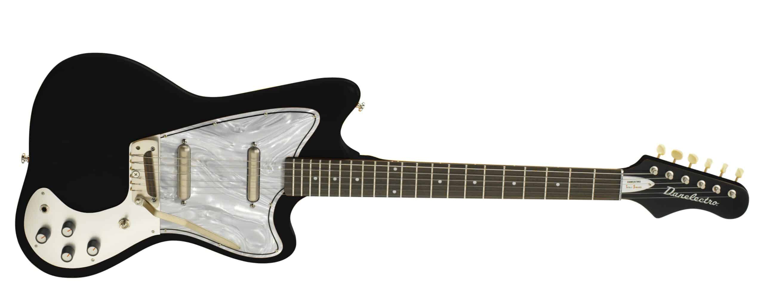 Remembering Vintage Danelectro Guitars