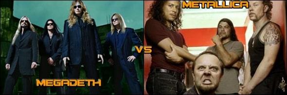 Metallica vs. Megadeth