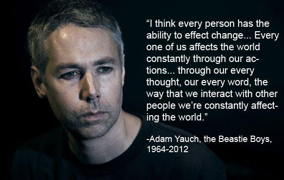 Beastie Boys Adam Yauch Tells Fans He Has Cancer via Youtube