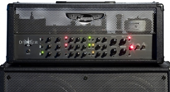 Traynor YCS100h Guitar Amplifier