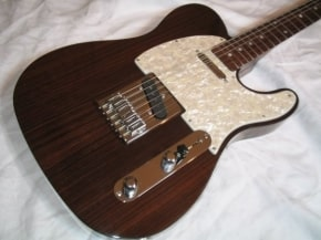 Carparelli Tele Guitar