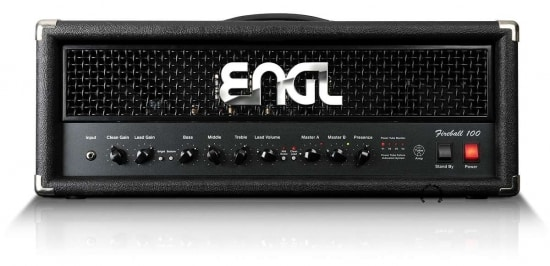 Engl Fireball Head Guitar Amplifier Review
