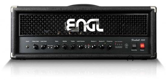 Engl Fireball Head Guitar Amplifier Review 1