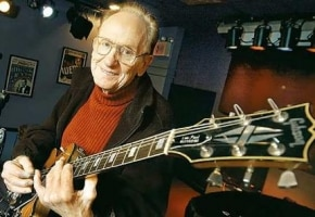 Les Paul the legend