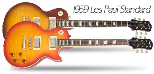 1959 Epiphone Les Paul Standard