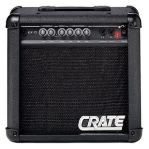 Crate GX15 Gain and Volume Issues Q&A Tech advice