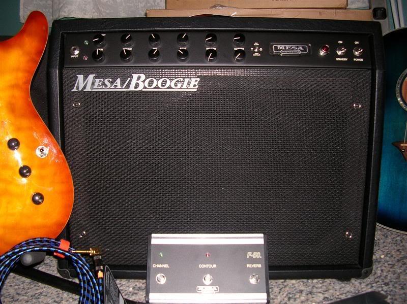Mesa Boogie F-50 Combo