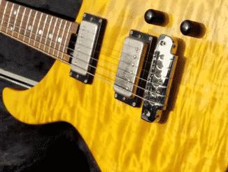 Modulus Genesis III Guitar