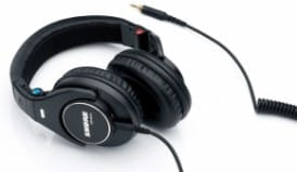 Shure SRH840 Headphones