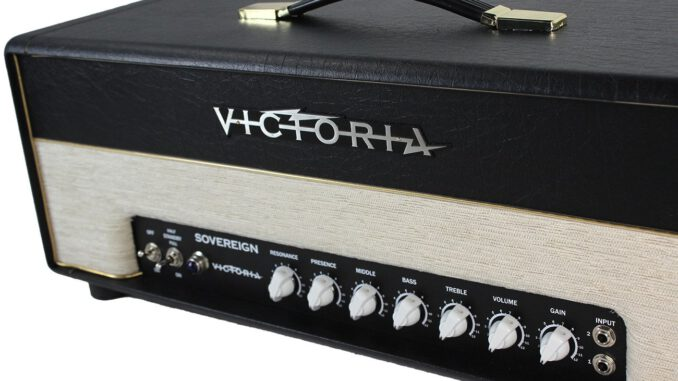 Top Hat Victoria Sovereign Guitar Amplifier