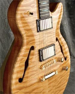 Carvin SH550 Electric Guitar Review