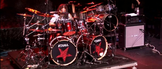 Jason Bittner Solo Drum-Off Guitar Center Video