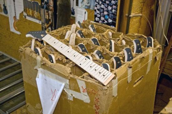 Gibson Hendrix Strat Factory 2