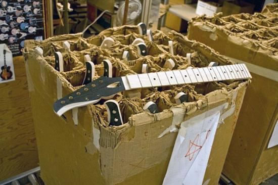 Gibson Hendrix Strat Factory 3