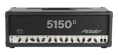 Troubleshooting Peavey 5150 Guitar Tube Amp