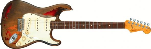 Fender Relic Strat Guitar