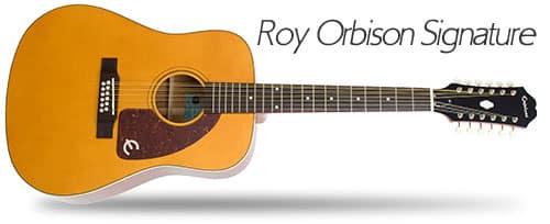 Epiphone Roy Orbison Signature