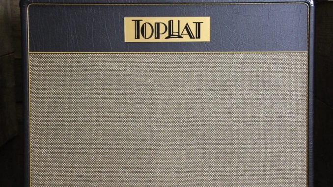 top hat royal king guitar amplifier review