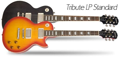 Tribute Epiphone LP Standard