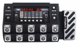 Digitech RP-1000 Modeling Guitar Processor Review