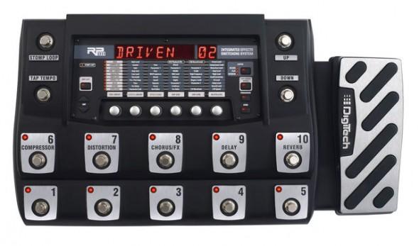 Digitech RP-1000 Modeling Guitar Processor Review