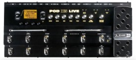 Line 6 POD X3 Live Guitar Multi-Effects Pedal