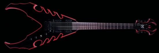 Moser V BVi-T Guitar
