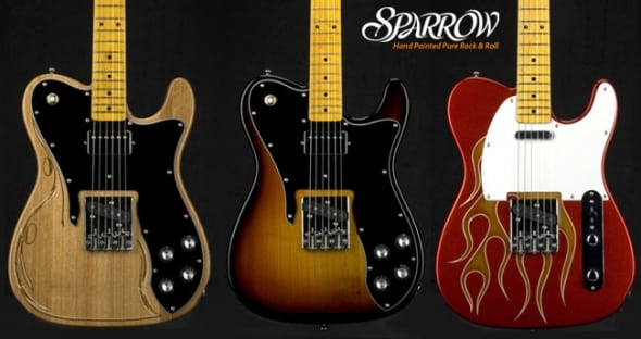 Sparrow Guitar Company