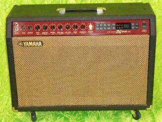 yamaha dg100 guitar amplifier