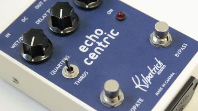 Kilpatrick Audio Guitar Effects Pedals