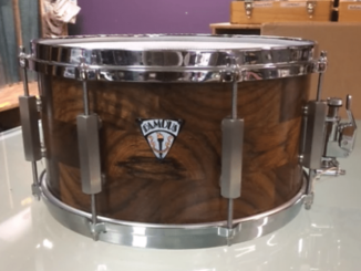 Famous Drum Company Indestructo and 2x4 Snare drums 1
