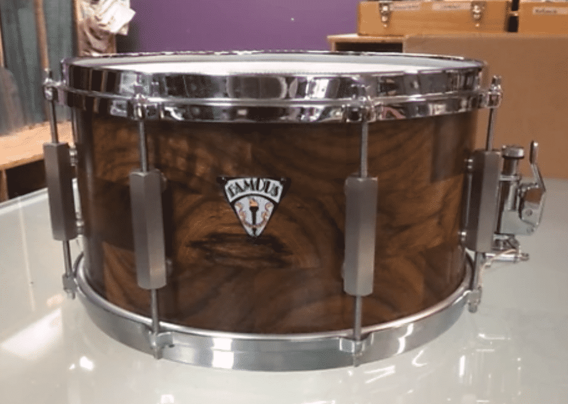 industrcto drum snare by famous drums