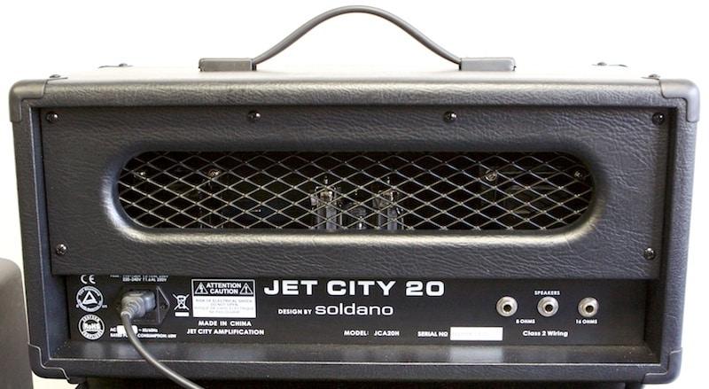 jca20h jet city amplification guitar amplifier
