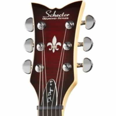 Schecter Guitars Reveal C-1 / C-7 Standard & Custom Guitars