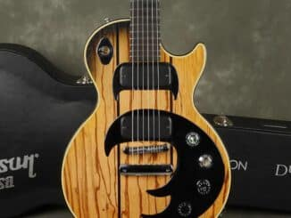 Gibson Dusk Tiger Guitar Review