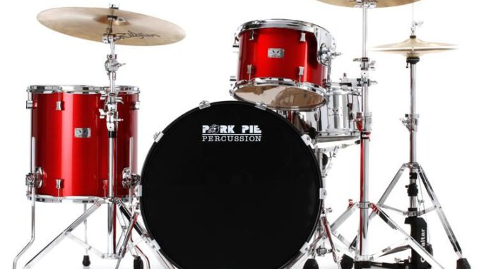 Pork Pie Little Squealer Drum Kit