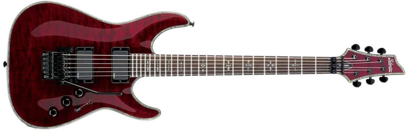Schecter C-1 Hellraiser Guitar