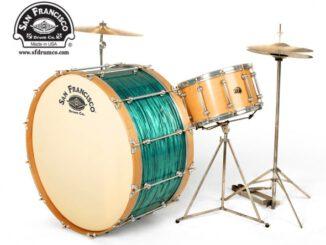 famouse drum set no 1