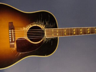 Would You Buy A Gibson Aaron Lewis Signature Acoustic Guitar? 4
