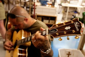 Would You Buy A Gibson Aaron Lewis Signature Acoustic Guitar?