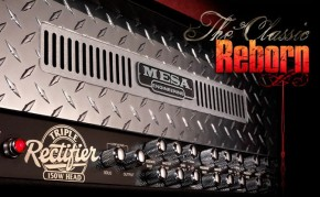 Top 5 Metal Amps - Mesa Boogie Recto
