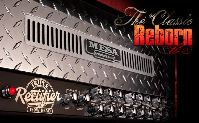 Top 5 Metal Amps: Mesa Boogie Recto [Pick #3] 1