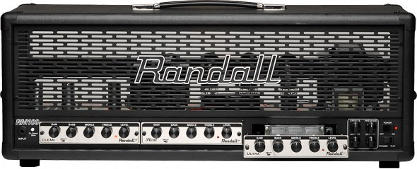 Randall all-tube RT Series amps
