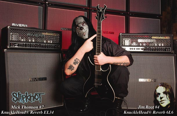 Top 5 Metal Amps: Rivera Knucklehead Tre [Pick #4]