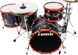 Trick Drum Company OCC Drum Kit
