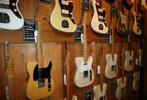 Vintage Guitars vs Just Plain Old Guitars