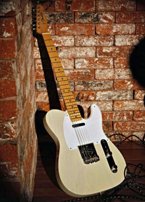 Fender Jim Campilongo 59 Top-Loader Signature Telecaster
