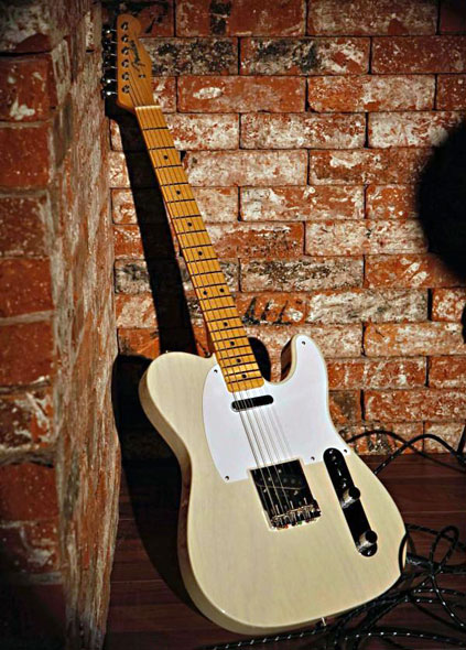 Fender Jim Campilongo '59 Top-Loader Signature Telecaster