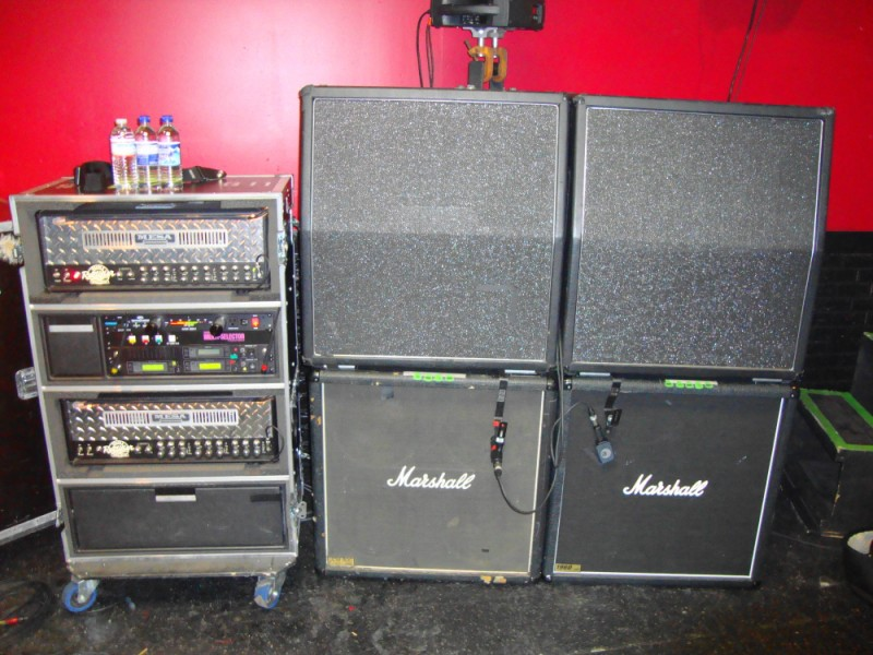 Mesa Boogie Dual and Triple Recto Series