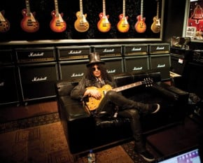 Slash Interview by Guitar Center